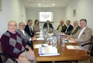 Reunión con Turespaña del Observatorio de Desestacionalización Turística Torremolinos-Costa del Sol