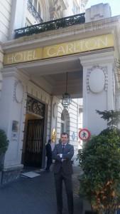 Nuevo presidente nacional AEDH Alberto Gutierrez Uriarte