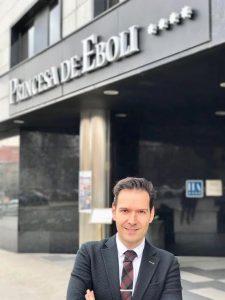 Nuevo asociado Roberto Requena