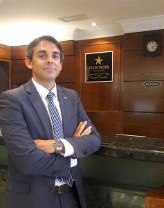 Bienvenida a un nuevo asociado: José Manuel Ortiz Nuñez
