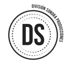 Acuerdo Aedh y División Sonora Producciones