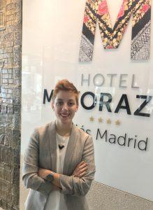 Nueva asociada Belen Alvarez Ortiz