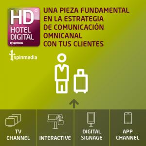 Acuerdo Club Hotelier Aedh con Spinmedia
