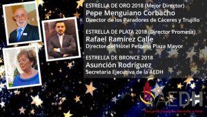 Cena de Gala y Entrega de los Premios ESTRELLAS