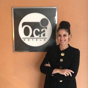 Nueva asociada Goretti Iglesias, Hotel Oca Vila de Allariz