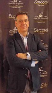 Nuevo destino de Juan Felix Fernandez de Miguel  , Hotel Villa de Laguardia
