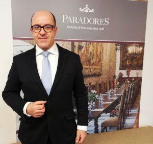 Nuevo destino profesional de Ramón Adillón, Director Corporativo Alojamiento de Paradores