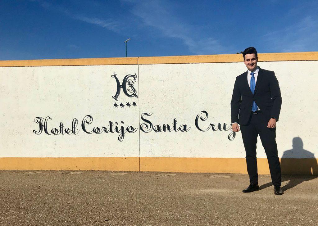 Nuevo asociado Juvenil, José Maria Calderón Cerro
