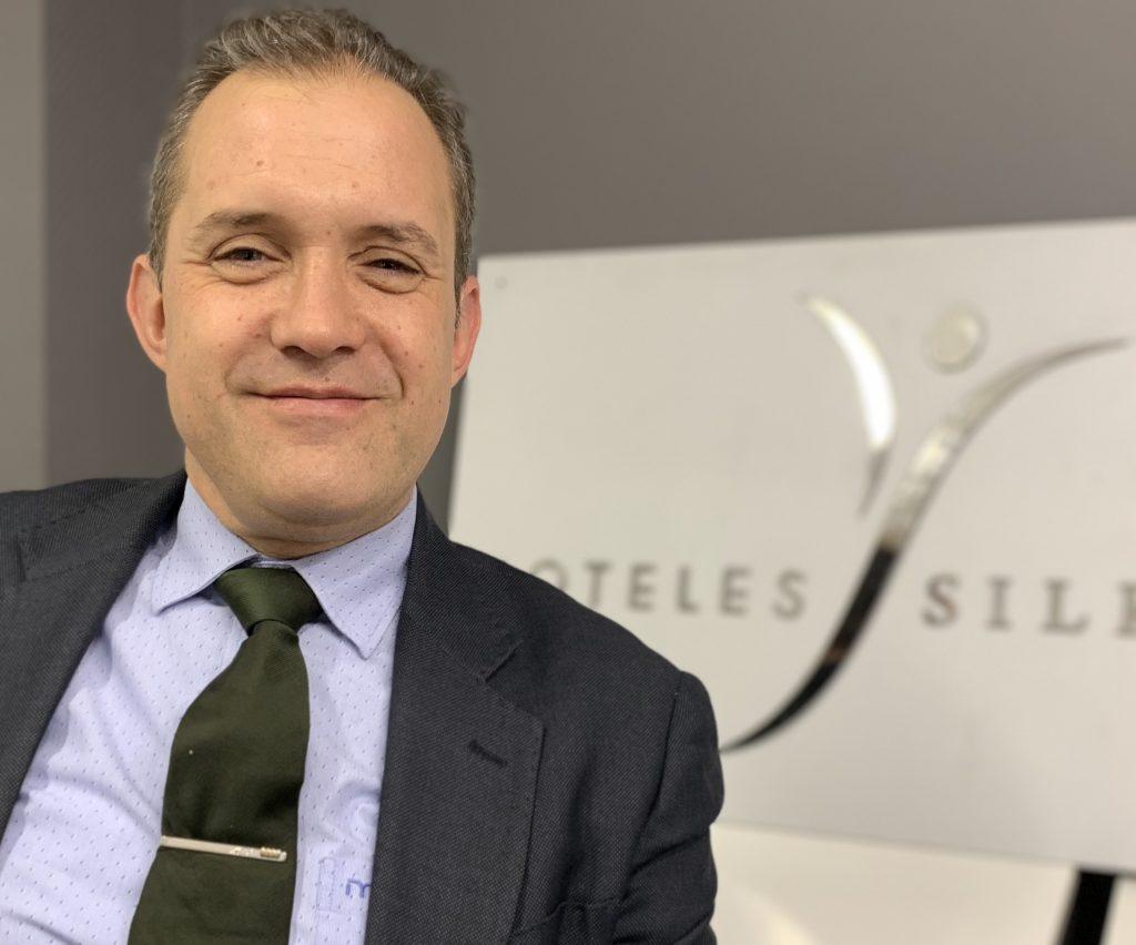 Nuevo destino de Morey Pérez Intriago, Hotel Silken Indautxu