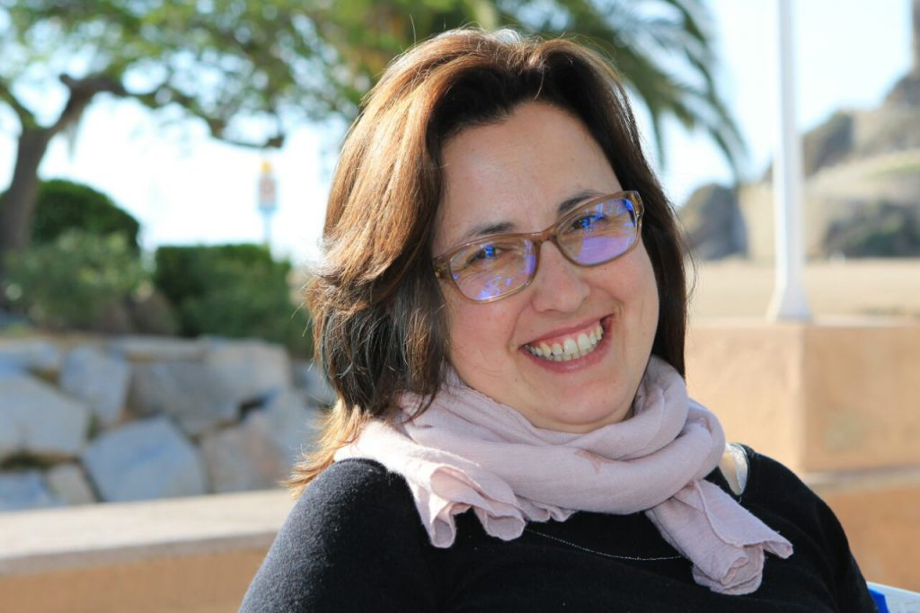 Maria Teresa Coris, Delegada Aedh en la Costa Brava