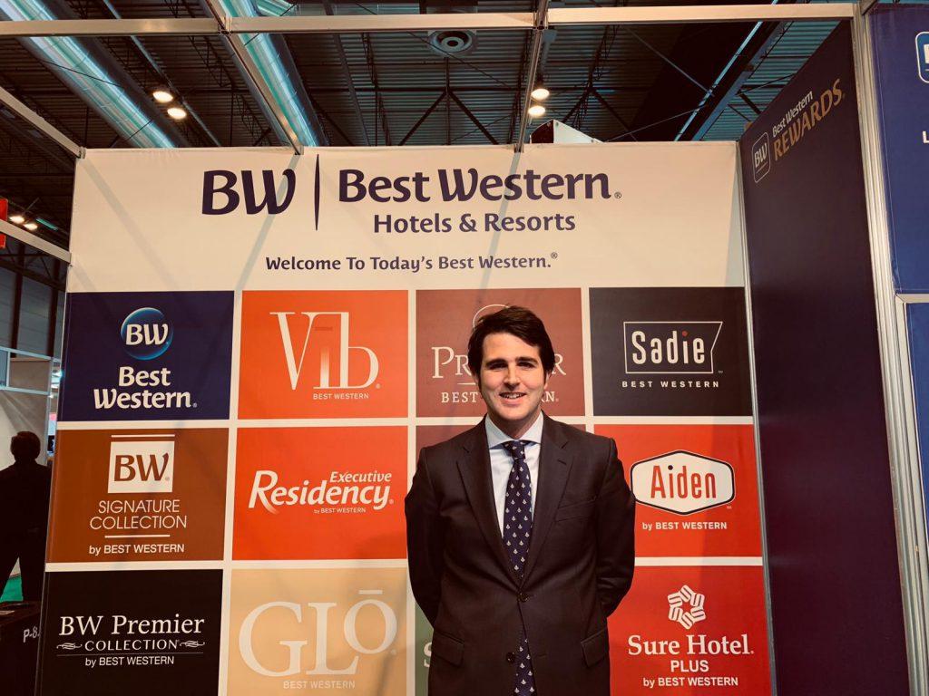 Nuevo asociado Javier Villanueva Baygual. Development Director España y Portugal de Best Western