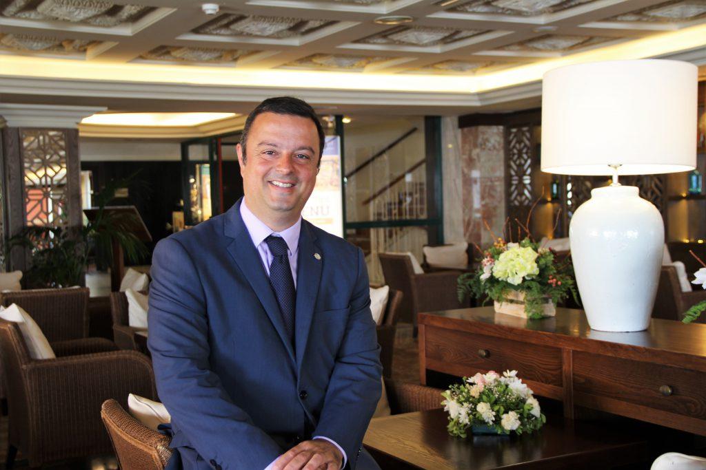 Nuevo asociado Miguel Marcos, Subdirector del Sunset Beach Club de Benalmádena (Málaga)