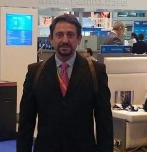 Nuevo asociado Guillermo Conde Salgado, director del Hotel Douala Desing. Douala(Camerún)