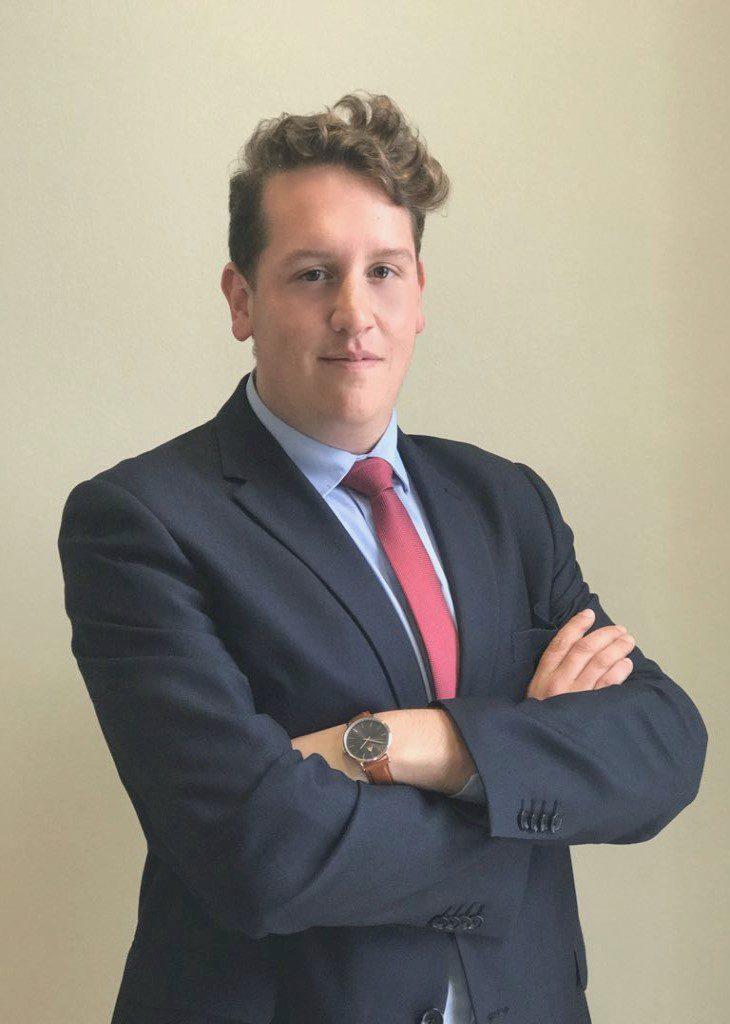Nuevo asociado David Rodriguez Yañez, Restaurants and Bars Manager del Hotel W de Barcelona