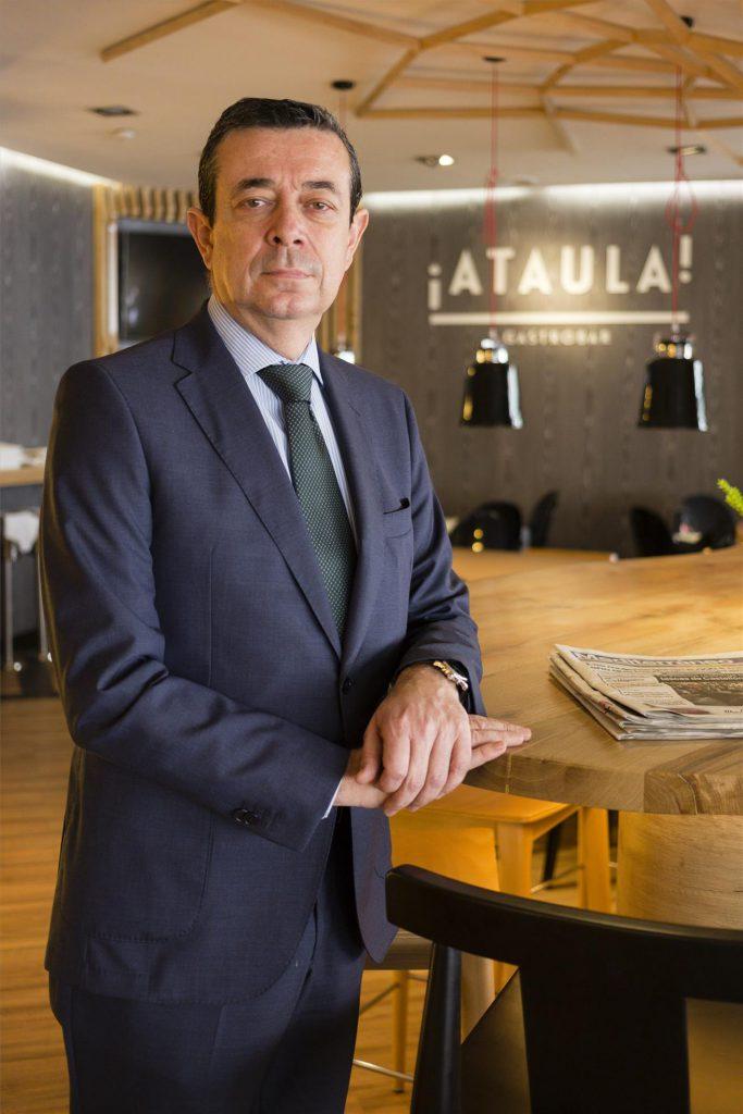 Nuevo asociado Ignacio Montoto Rojo, Director Gral en Civis Hoteles ( Tryp Castellón y Civis Jaime I) Castellón
