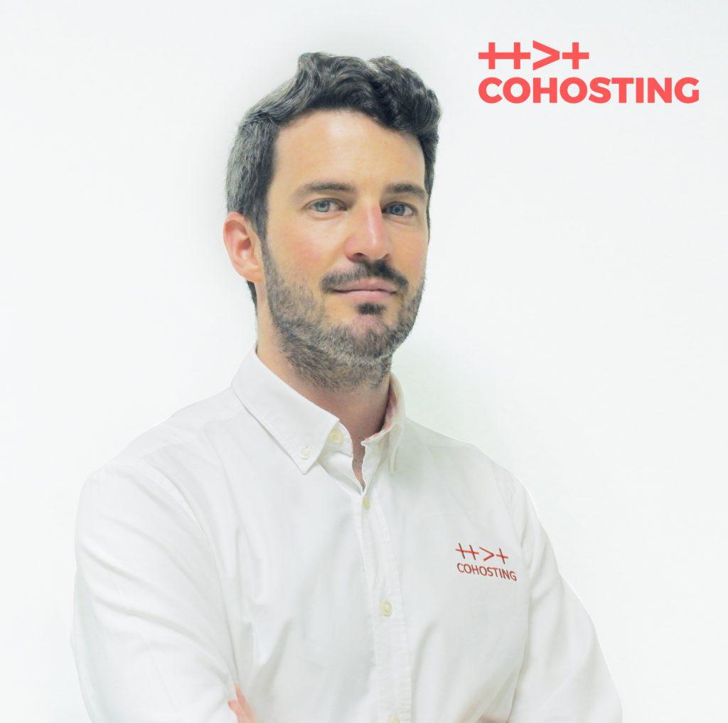 Nuevo asociado Alejandro Soria Saez. Ceo de Cohosting