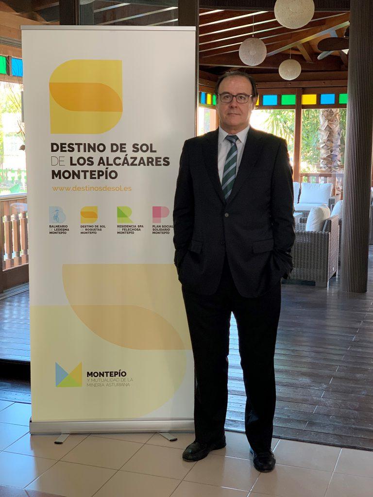 Nuevo asociado José Manuel Lopez Campos, Director Hotel Destinos de Sol de Los Alcazares. Murcia