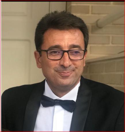 Nuevo asociado Juan Valentin Fernandez. Director Gral del H.Bonalba (Alicante)