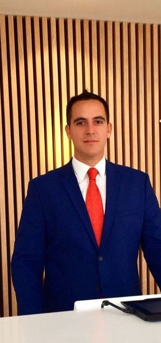 Delegado Juvenil en Castilla La Mancha Oscar Gomez-Escalonilla Torres