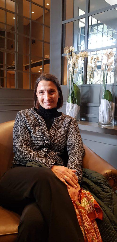Maria Eugénia Borrás Hurtado, Directora Gral del Grupo Broquetas ( Hotel Vila de Caldes y Balneari Broquetas) Caldes de Montbui (Bcn)