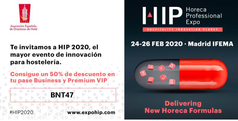 HIP 2020 Horeca Professional Expo
