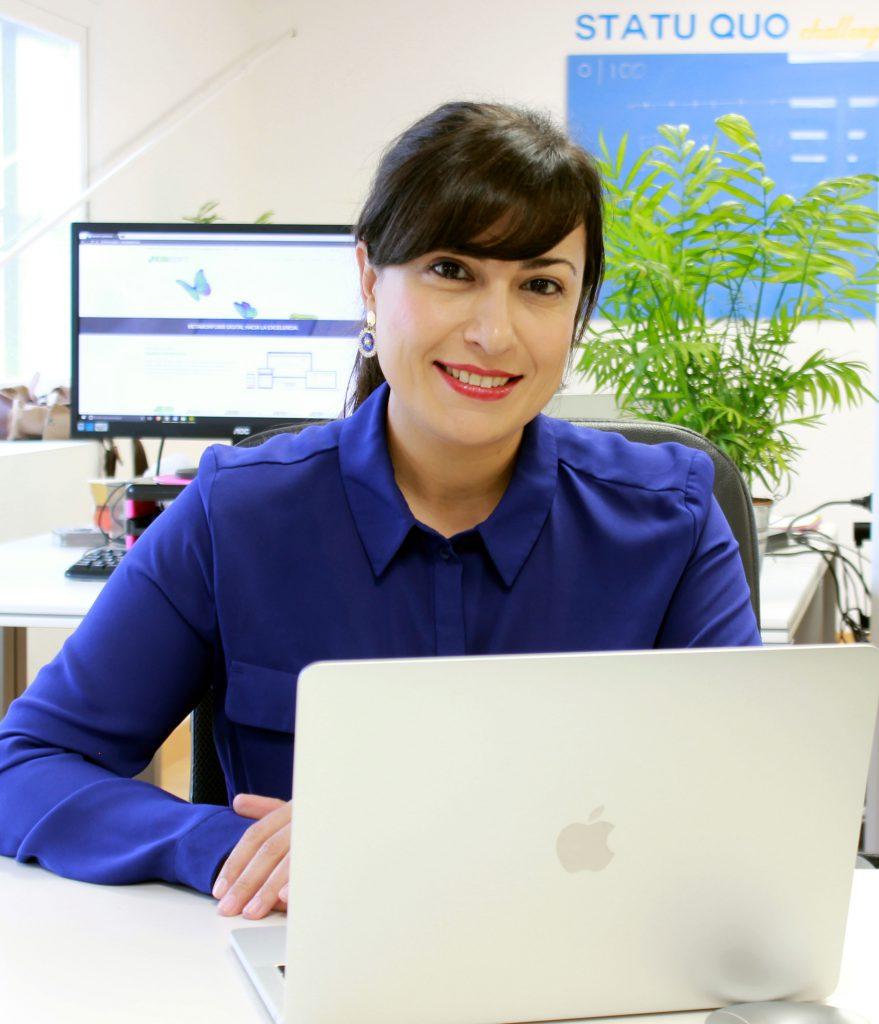 Nueva asociada Francisca Alvarez Juan. Senior Consultant Eisisoft