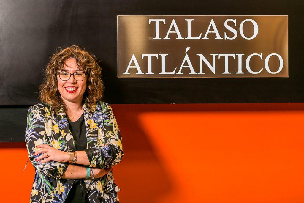 Nueva asociada Rosana Canda Lino, Hotel Talaso Atlántico. Oia(Pontevedra) Delegada Aedh en Rias Baixas