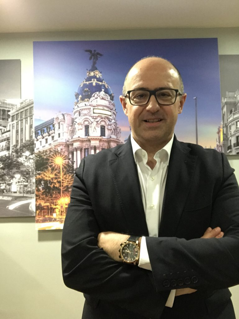 Nuevo asociado Jose Luis Alonso Martinez, Muralto Madrid Princesa
