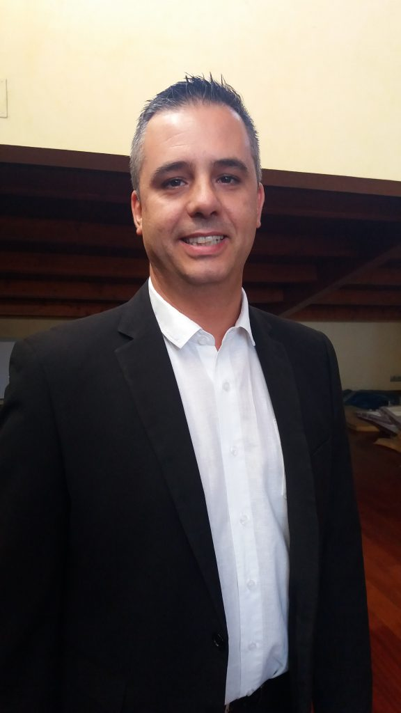 Nuevo asociado David Cachavera Oromendia. H Lusso Infantas, Madrid