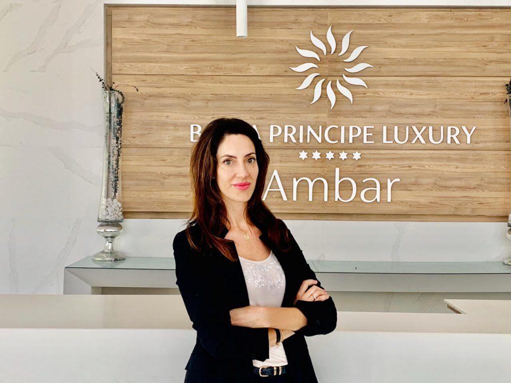 Nueva asociada Marta Garcia-Valdecasas Barbudo.Bahia Principe Hotels & Resorts 5*. R Dominicana