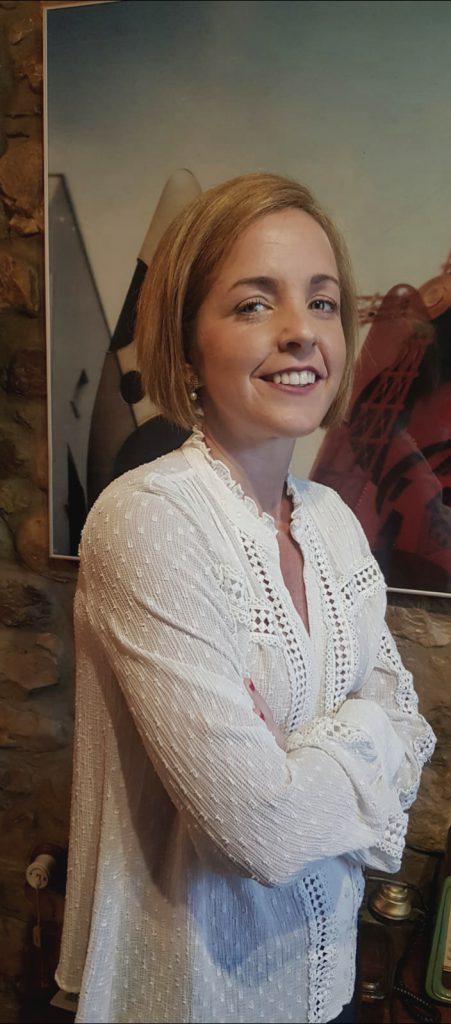 Nueva asociada Saray Pozueta. H Tinas de Pechón (Cantabria)