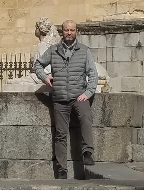 Nuevo asociado Enrique Perez Sampedro. H Oca Insua , Cee (A Coruña)