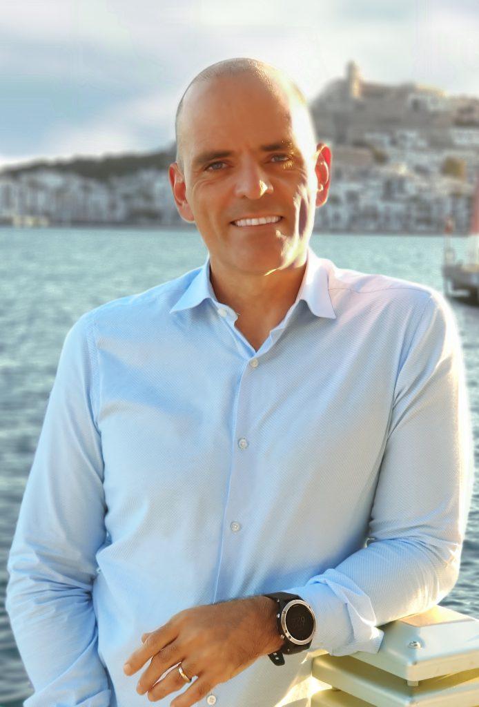 Nuevo asociado Gonzalo Rodriguez Fernandez Diez. H Six Senses Ibiza