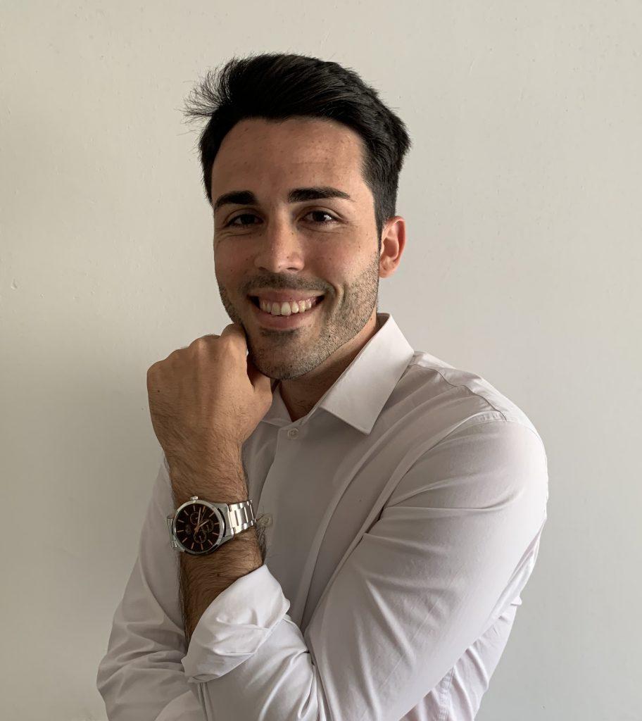 Nuevo asociado Ruben Marin y Delegado Juvenil de Cataluña
