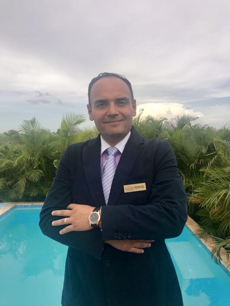 Nuevo asociado Rodrigo Lillo  Jaras. Grand Palladium Jamaica