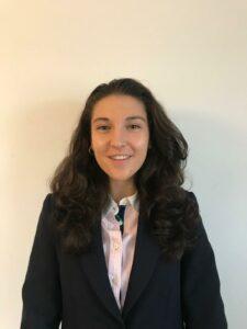 Nueva asociada juvenil Irene Gonzalez. Subdelegada juvenil de Madrid