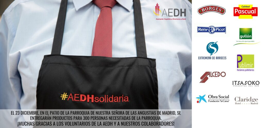 #AEDHSOLIDARIA