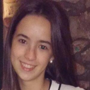Nueva asociada juvenil Maria Martinez de Cantabria