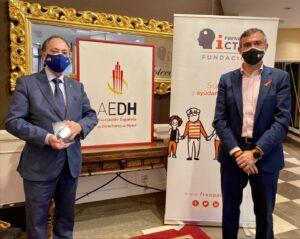 AEDH y la Fundación Freno al ICTUS colaboran en convertir a los hoteles en #espacioscerebroprotegidos