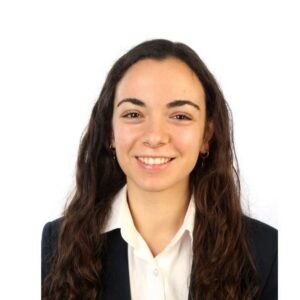 Lucia Senin Rojo, Delegada Juvenil Aedh en Pontevedra