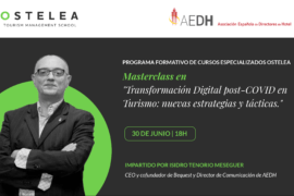 Isidro Tenorio Masterclass Cursos Especializados Ostelea