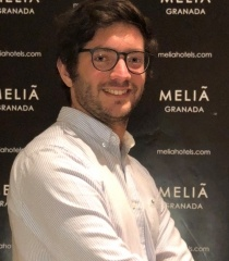 Ramón Dávila Marchena. Melia Hotels International