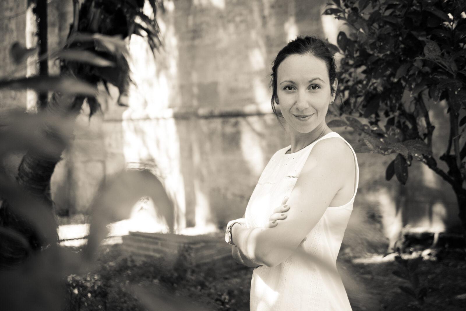 Pilar Martinez, The Masterkey.