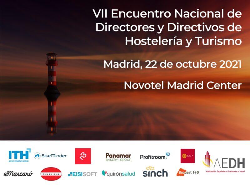 VII Encuentro Nacional Directores y Directivos Hosteleria y Turismo